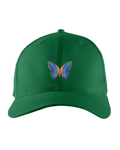 Multicolor Butterfly Halsey T Shirt