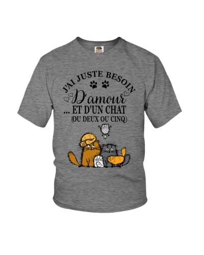 Cat shirt france