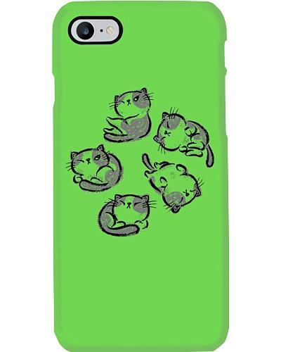 Cat cinq chat mignon