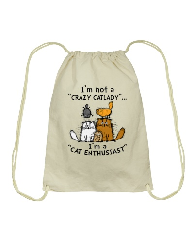 Cat shirt i'm not a crazy cat lady