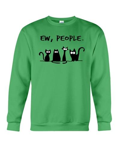 Cat shirt ew people
