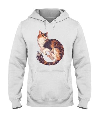 Cat beau chat