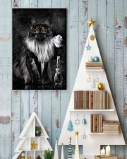 cat poster 11x17 Poster lifestyle-holiday-poster-2
