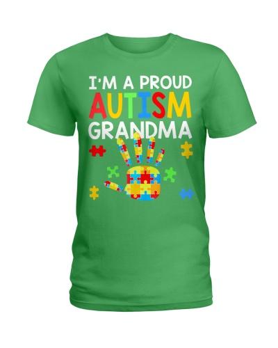 Autism Grandma T-Shirt