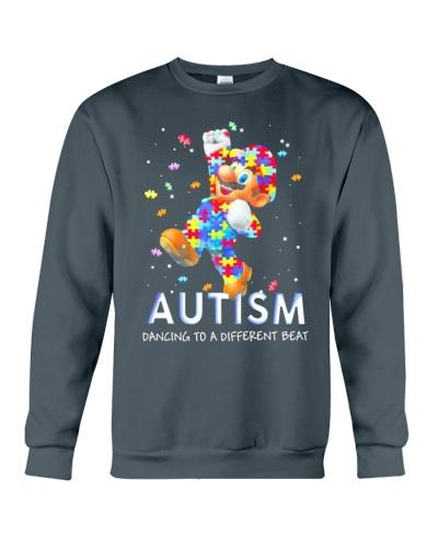 Autism Mario T-Shirt