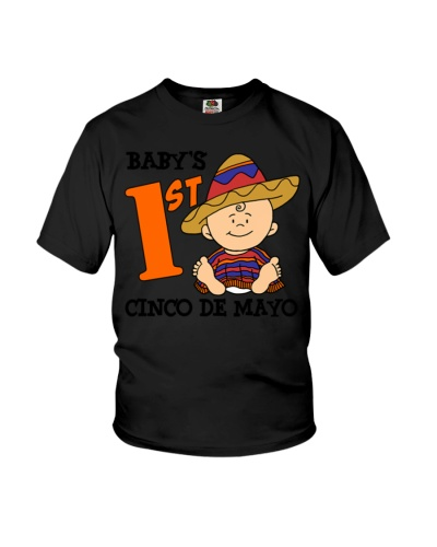 Babys First Cinco De Mayo