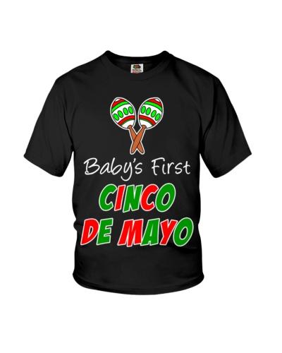 Babys 1st Cinco De Mayo