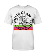 White Claw Hard Seltzer shirt Classic T-Shirt front