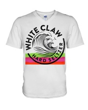 White Claw Hard Seltzer shirt V-Neck T-Shirt thumbnail