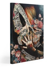 Beautiful Girl 20x30 Gallery Wrapped Canvas Prints front