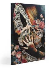Beautiful Girl Gallery Wrapped Canvas Prints tile
