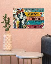 The Heart Of A Hippie 17x11 Poster poster-landscape-17x11-lifestyle-21