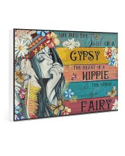 The Heart Of A Hippie 24x16 Gallery Wrapped Canvas Prints thumbnail