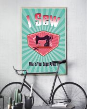 I Sew - What's Your Super Power 11x17 Poster lifestyle-poster-7