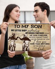 To My Son My Little Boy 17x11 Poster poster-landscape-17x11-lifestyle-20