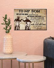 To My Son My Little Boy 17x11 Poster poster-landscape-17x11-lifestyle-21
