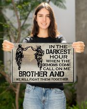 In The Darkest Hour Brother 17x11 Poster poster-landscape-17x11-lifestyle-19