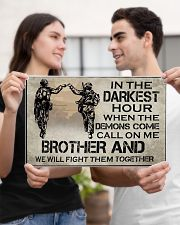 In The Darkest Hour Brother 17x11 Poster poster-landscape-17x11-lifestyle-20