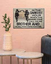 In The Darkest Hour Brother 17x11 Poster poster-landscape-17x11-lifestyle-21