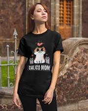 Calico Mom Classic T-Shirt apparel-classic-tshirt-lifestyle-06