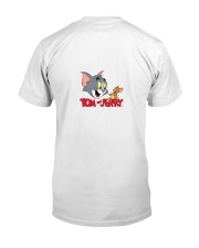 T-shirt tom and jerry Classic T-Shirt back