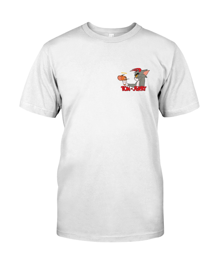 T-shirt tom and jerry Classic T-Shirt