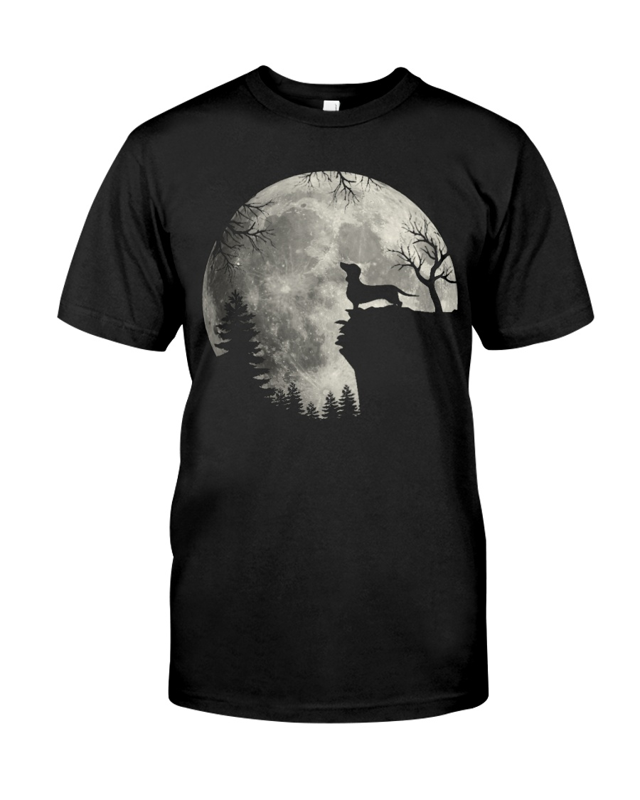 S02 0901 DASHUND Classic T-Shirt
