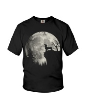 S02 0901 DASHUND Youth T-Shirt thumbnail