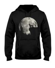 S02 0901 DASHUND Hooded Sweatshirt thumbnail