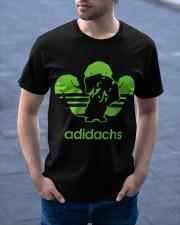 Adidachs Dachshund Dog T-shirt Classic T-Shirt apparel-classic-tshirt-lifestyle-front-46