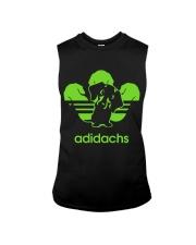 Adidachs Dachshund Dog T-shirt Sleeveless Tee thumbnail
