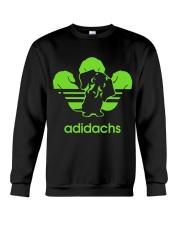 Adidachs Dachshund Dog T-shirt Crewneck Sweatshirt thumbnail