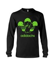 Adidachs Dachshund Dog T-shirt Long Sleeve Tee thumbnail