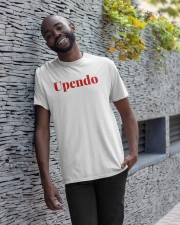 Love in Swahili language - Africa African Classic T-Shirt apparel-classic-tshirt-lifestyle-front-33