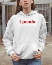 Love in Swahili language - Africa African Hooded Sweatshirt apparel-hooded-sweatshirt-lifestyle-07