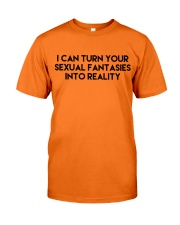 Sexy Hot Flirting Dating Quote - Gift Idea Classic T-Shirt front