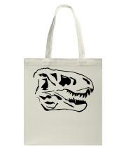 Dinosaur Animal Lover Animals Skull Gift Idea Tote Bag thumbnail