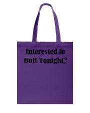 Skull in Neon Yellow Gift Idea Tote Bag back