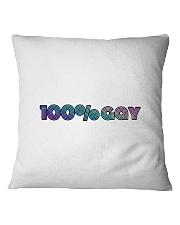 Gay Lesbian LGBT Pride Square Pillowcase thumbnail