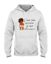 I'm not fat I'm an African Hooded Sweatshirt thumbnail