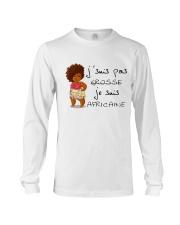 I'm not fat I'm an African Long Sleeve Tee thumbnail