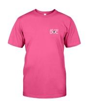 Melanin Doc Pocket Logo Classic T-Shirt front