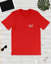 Melanin Doc Pocket Logo Classic T-Shirt lifestyle-mens-crewneck-front-17