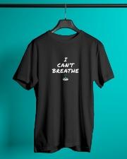 'I Can't Breathe' Melanin Black T-Shirt Classic T-Shirt lifestyle-mens-crewneck-front-3