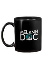 Melanin Doc Mug Mug back
