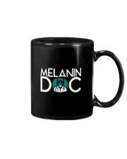 Melanin Doc Mug Mug front