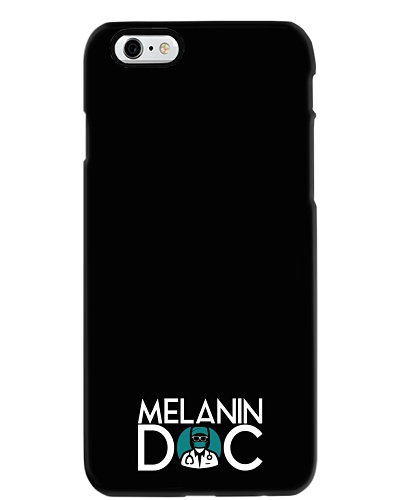 Melanin Doc Phone Case