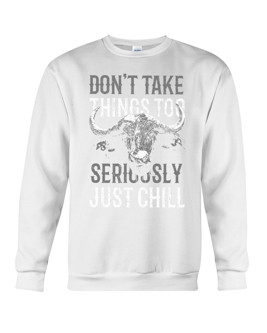 Buffalo Chill Crewneck Sweatshirt