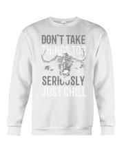 Buffalo Chill Crewneck Sweatshirt front