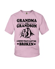 GRANDMA-GRANDSON Youth T-Shirt thumbnail